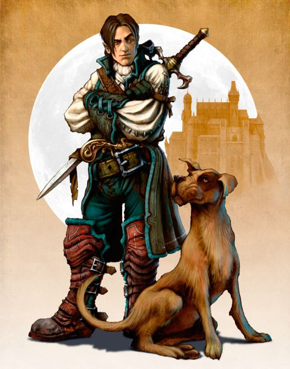 Fable Evil Hero Hero – Why i Love Fable 3