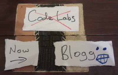 Code Labs is now Blogg